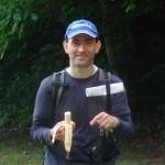 Egy banán jókor jön